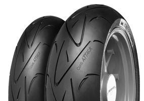 Sport Attack (Rear) Tires